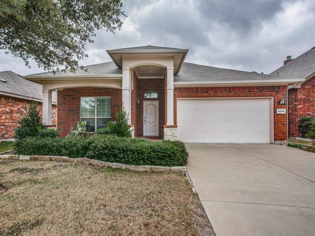 8308 Water Buck Run, Fort Worth, TX 76179 (MLS #14231633) :: The Chad Smith Team