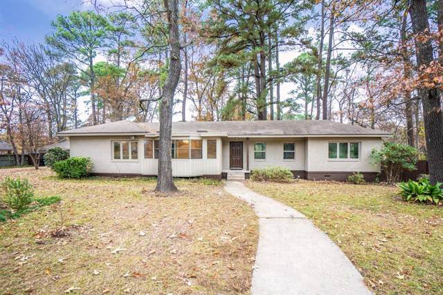 1003 Delwood Drive, Longview, TX 75605 (MLS #14231655) :: RE/MAX Town & Country