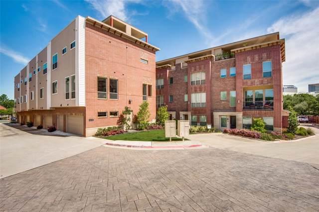 101 Decker Court #1203, Irving, TX 75062 (MLS #14231659) :: All Cities Realty