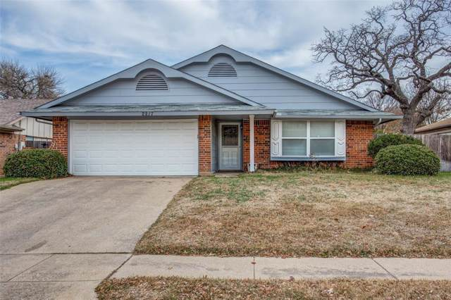 2217 Homecraft Lane, Bedford, TX 76021 (MLS #14231685) :: RE/MAX Town & Country