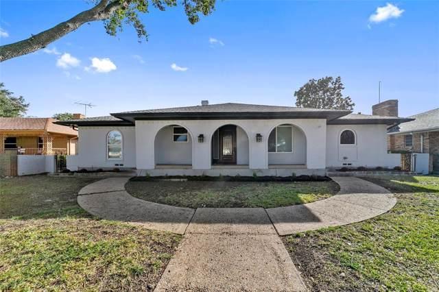 1702 Lexington Drive, Garland, TX 75041 (MLS #14231692) :: Caine Premier Properties