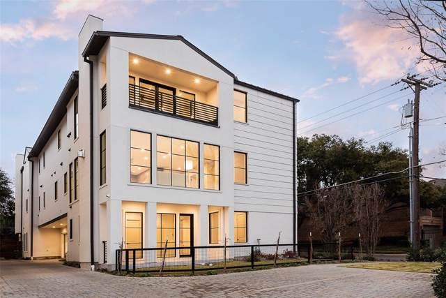 4203 Abbott Avenue, Dallas, TX 75205 (MLS #14231702) :: RE/MAX Pinnacle Group REALTORS