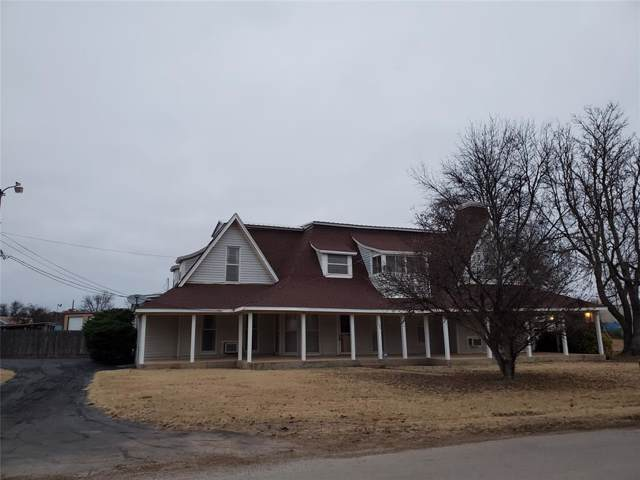 500 Central Street, Albany, TX 76430 (MLS #14231730) :: The Chad Smith Team