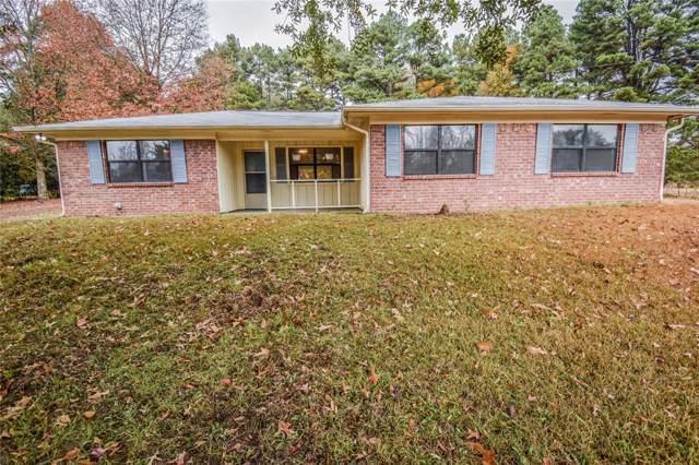 12847 N Pointe Road, Winona, TX 75792 (MLS #14231732) :: Dwell Residential Realty