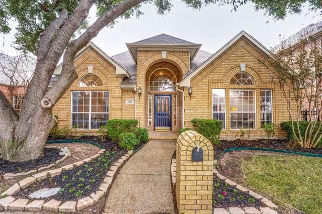 5816 Encore Drive, Dallas, TX 75240 (MLS #14231760) :: Frankie Arthur Real Estate