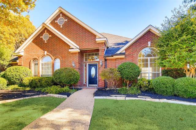 1212 Wills Point Drive, Allen, TX 75013 (MLS #14231763) :: The Good Home Team