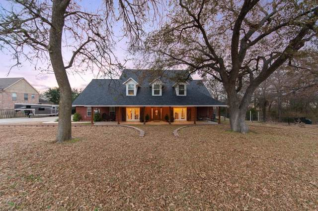 237 Harrison Circle, Van Alstyne, TX 75495 (MLS #14231785) :: The Heyl Group at Keller Williams