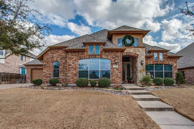 114 Anns Way, Forney, TX 75126 (MLS #14231787) :: The Chad Smith Team