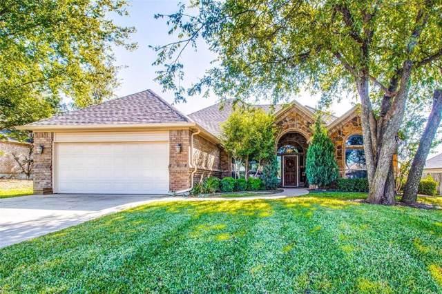 1505 Rodden Drive, Decatur, TX 76234 (MLS #14231811) :: The Mauelshagen Group