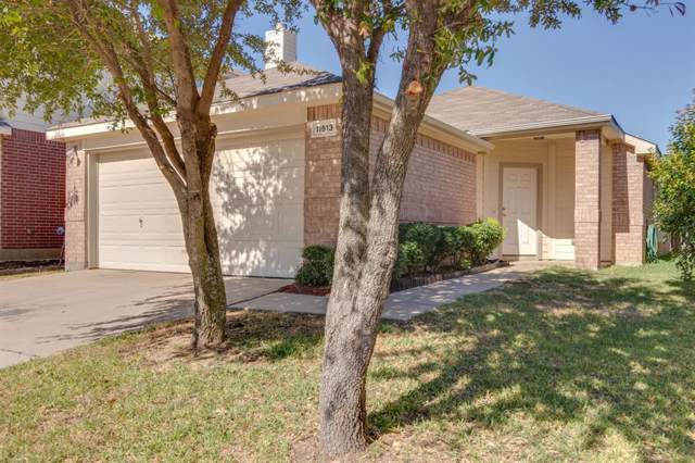 11913 Grizzly Bear Drive, Fort Worth, TX 76244 (MLS #14231813) :: Vibrant Real Estate