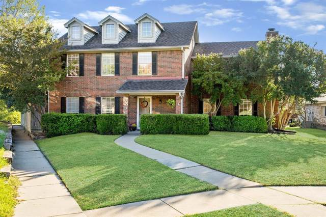 6736 Mantissa Drive, Plano, TX 75023 (MLS #14231817) :: The Good Home Team