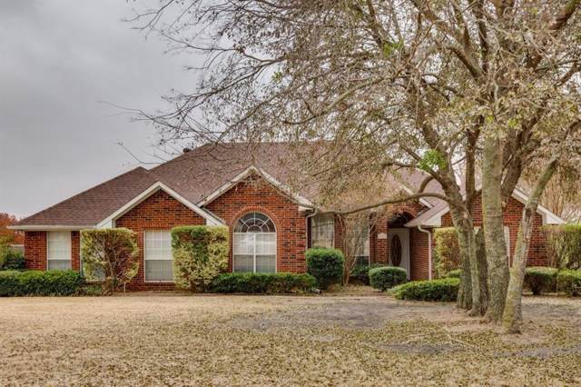 10394 W Clover Lane, Forney, TX 75126 (MLS #14231825) :: The Chad Smith Team