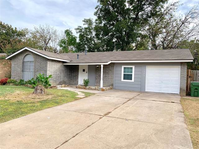 1206 Cedar Brush Trail, Arlington, TX 76014 (MLS #14231846) :: Vibrant Real Estate