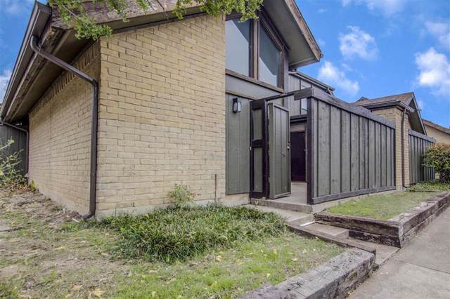 4643 Country Creek Drive #1094, Dallas, TX 75236 (MLS #14231860) :: The Chad Smith Team