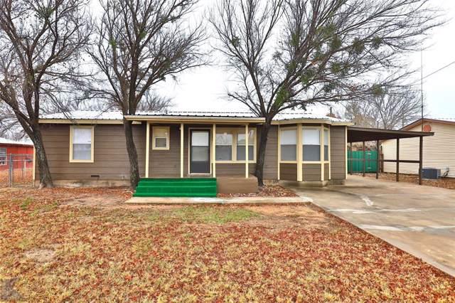 116 Indian Creek Drive, Tye, TX 79563 (MLS #14231880) :: The Heyl Group at Keller Williams