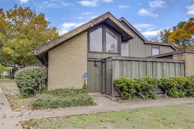 4657 Country Creek Drive #1140, Dallas, TX 75236 (MLS #14231882) :: The Hornburg Real Estate Group