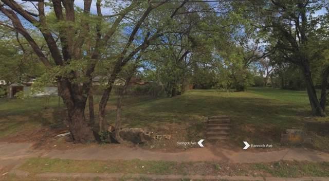 1632 Bannock Avenue, Dallas, TX 75215 (MLS #14231900) :: Baldree Home Team