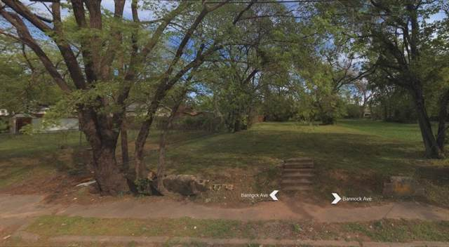 1632 Bannock Avenue, Dallas, TX 75215 (MLS #14231900) :: Van Poole Properties Group