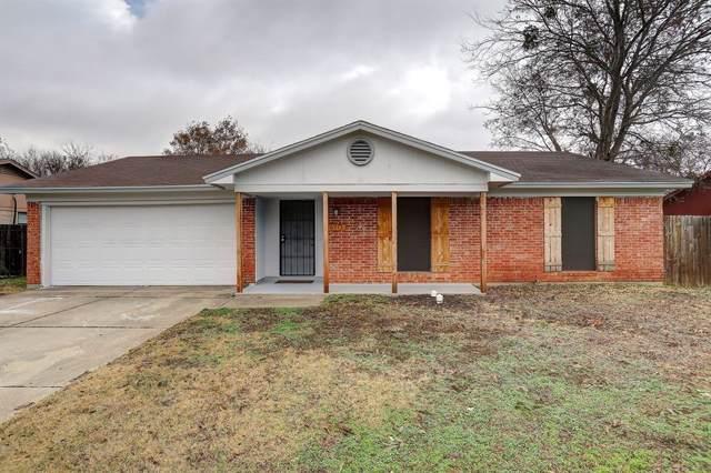 6913 Knob Hill Road, Forest Hill, TX 76140 (MLS #14231907) :: Team Tiller