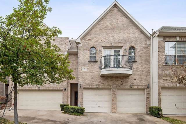 7 Stonebriar Court, Dallas, TX 75206 (MLS #14232000) :: RE/MAX Town & Country