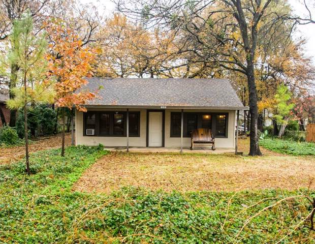 705 E Hundley Drive, Lake Dallas, TX 75065 (MLS #14232006) :: All Cities Realty