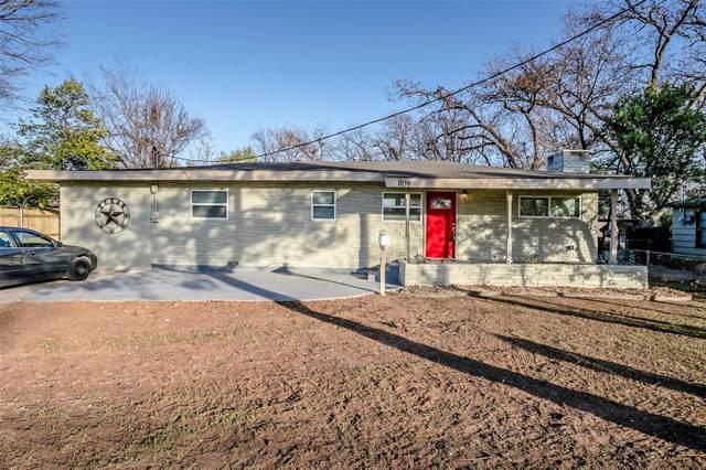 809 Magnolia Street, Arlington, TX 76012 (MLS #14232013) :: Trinity Premier Properties