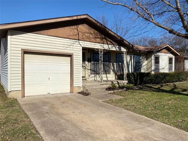 4805 Sabelle Lane, Haltom City, TX 76117 (MLS #14232029) :: Tenesha Lusk Realty Group