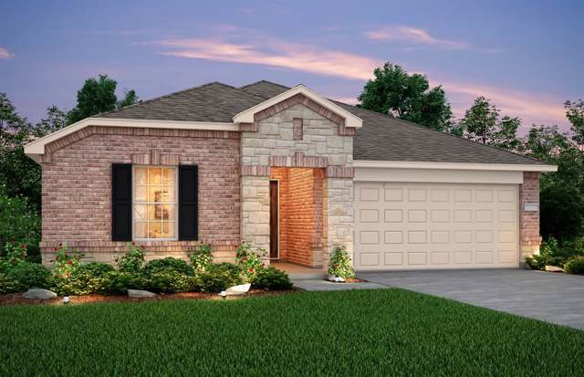 1408 Trace Drive, Aubrey, TX 76227 (MLS #14232032) :: Real Estate By Design