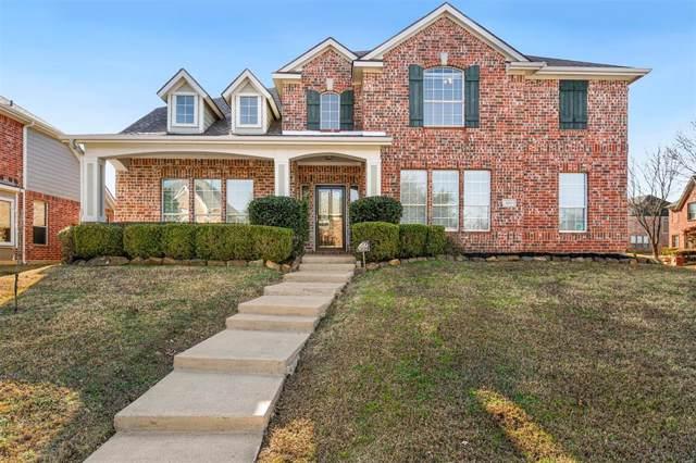 1802 Red Cedar Trail, Garland, TX 75040 (MLS #14232043) :: Team Tiller