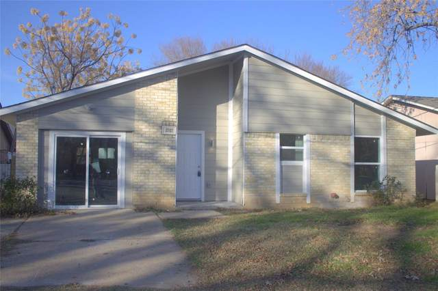 3707 Bernal Drive, Dallas, TX 75212 (MLS #14232046) :: The Chad Smith Team