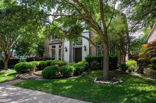 1403 Rollins Drive, Allen, TX 75013 (MLS #14232098) :: The Good Home Team