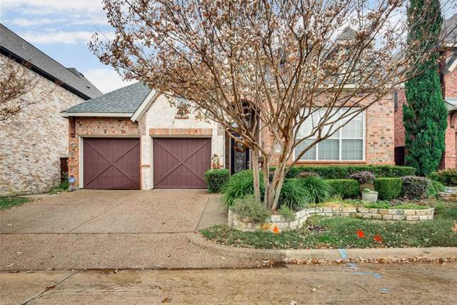 3233 Heatherbrook Lane, Richardson, TX 75082 (MLS #14232115) :: Hargrove Realty Group