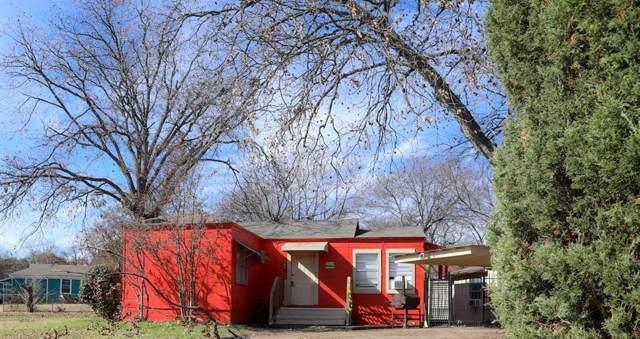 4916 Kessler Road, River Oaks, TX 76114 (MLS #14232131) :: The Chad Smith Team