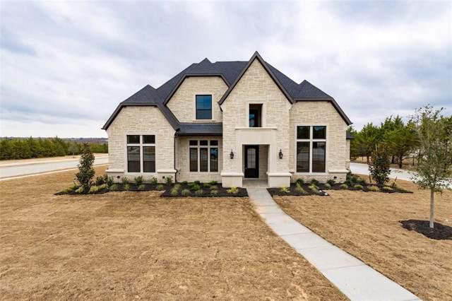 501 Shadow Wood Lane, Heath, TX 75032 (MLS #14232138) :: RE/MAX Landmark