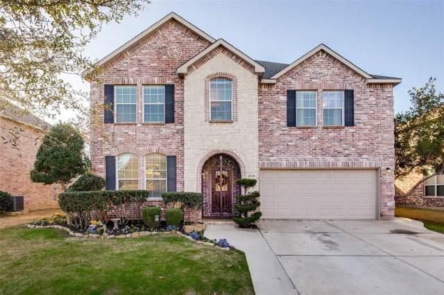 4728 Redbud Drive, Denton, TX 76208 (MLS #14232139) :: Team Tiller