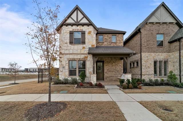 7201 Caladium Drive, Mckinney, TX 75070 (MLS #14232169) :: The Good Home Team