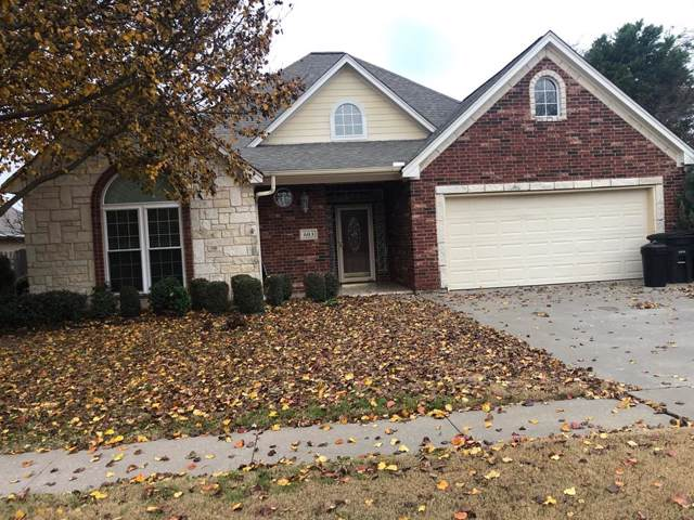 603 Park Ridge Drive, Cleburne, TX 76033 (MLS #14232239) :: The Kimberly Davis Group