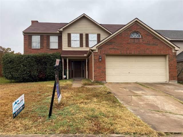 2319 Snowdon Drive, Arlington, TX 76018 (MLS #14232261) :: Real Estate By Design