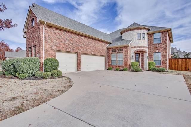 9616 Barksdale Drive, Fort Worth, TX 76244 (MLS #14232344) :: The Tierny Jordan Network