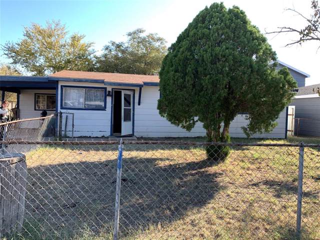 903 S Lauderdale Avenue, Odessa, TX 79763 (MLS #14232363) :: Hargrove Realty Group