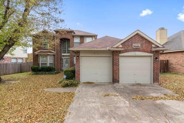 4333 Fairmont Drive, Grand Prairie, TX 75052 (MLS #14232369) :: Real Estate By Design