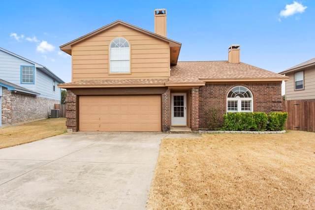 10541 Del Mar Court, Benbrook, TX 76126 (MLS #14232372) :: Real Estate By Design