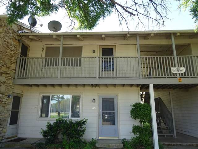 106 Harbor Drive #211, Runaway Bay, TX 76426 (MLS #14232376) :: Trinity Premier Properties