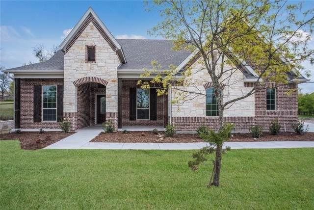 2714 Sonora Canyon Road, Weatherford, TX 76087 (MLS #14232442) :: Trinity Premier Properties