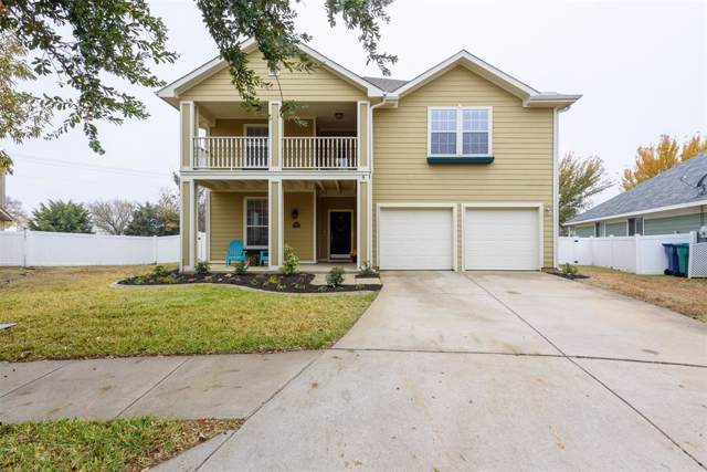 1601 Mary Lane, Providence Village, TX 76227 (MLS #14232451) :: RE/MAX Town & Country