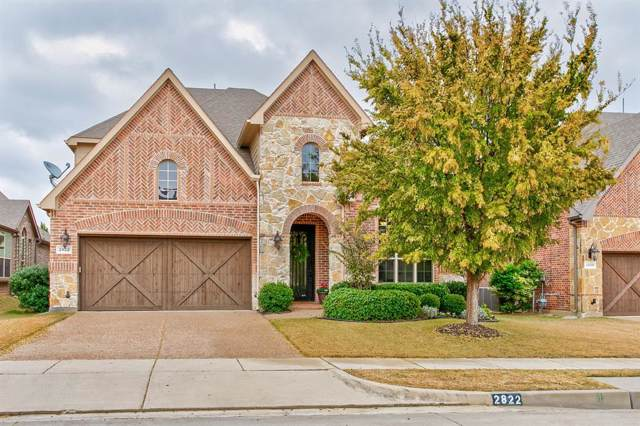 2822 Sherwood Drive, Trophy Club, TX 76262 (MLS #14232456) :: The Heyl Group at Keller Williams