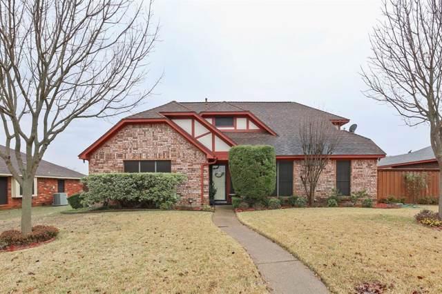 1249 Essex Drive, Desoto, TX 75115 (MLS #14232461) :: Tenesha Lusk Realty Group