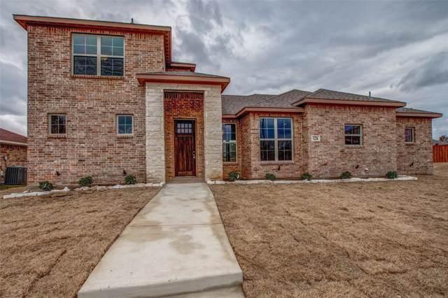 1226 Jessie Lane, Lancaster, TX 75146 (MLS #14232507) :: Van Poole Properties Group