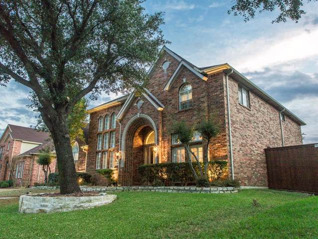 3510 Bradford Drive, Richardson, TX 75082 (MLS #14232572) :: Hargrove Realty Group