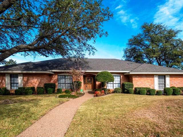 5513 Full Moon Drive, Fort Worth, TX 76132 (MLS #14232629) :: RE/MAX Town & Country